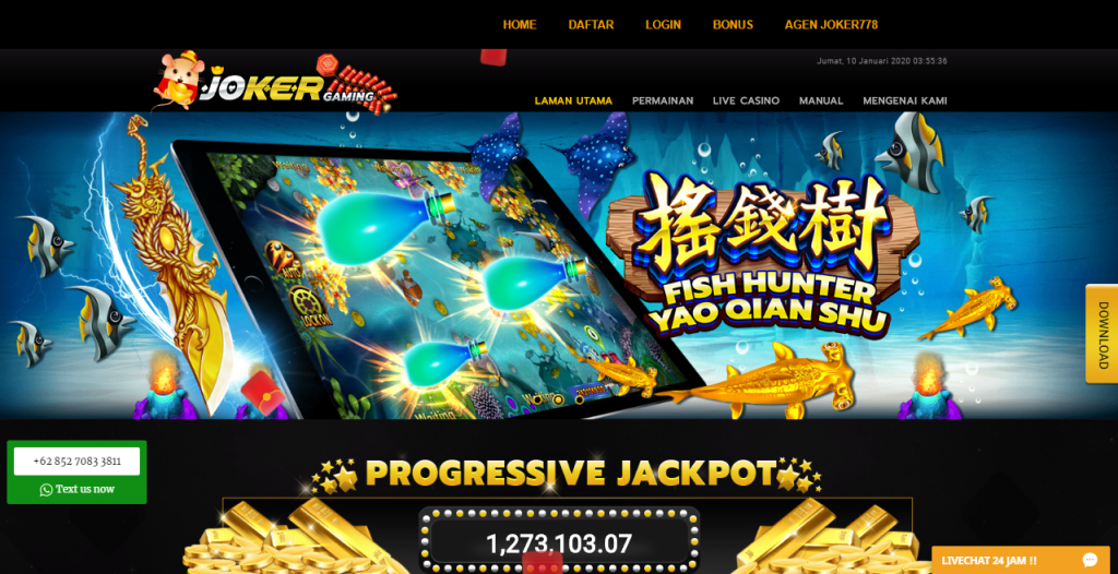 Agen Judi Slot Game Online Joker778